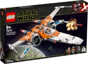 "LEGO Star Wars ""Poe Damerons X-Wing Starfighter"""